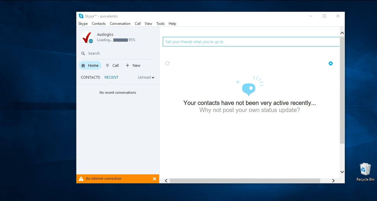 Auslogics resolves Skype connection issues
