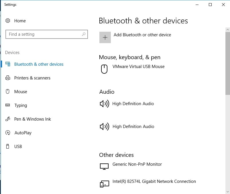 Connect your Bluetooth devices properly so that they can work smoothly.