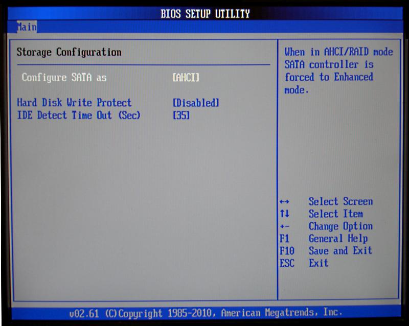 Tweak your BIOS settings to fix your media driver problem.