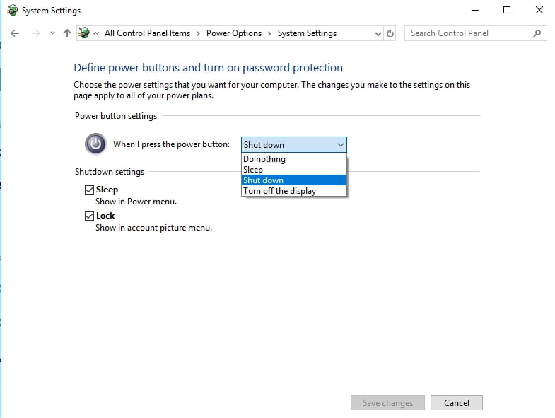 Tweak your power settings to resolve Faulty Hardware Corrupted Page Error.