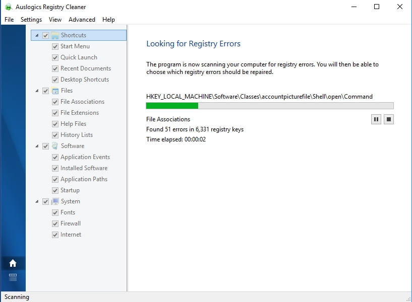 Fix your registry to repair Cortana