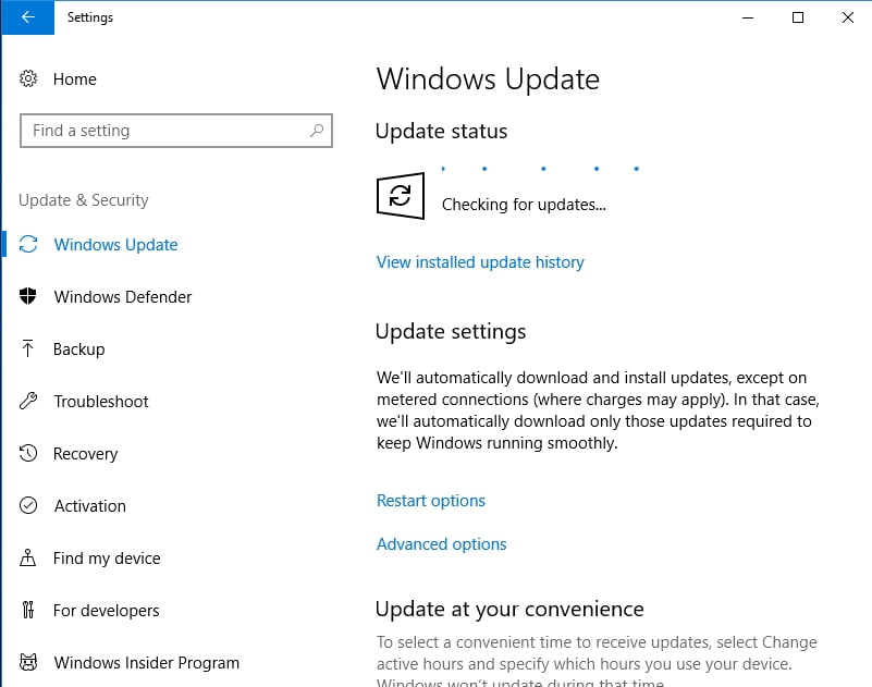 Update your OS to fix your keyboard issues.