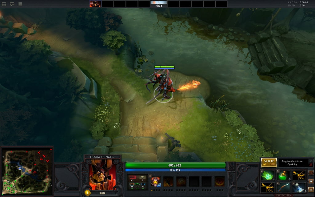 D3D9 can spoil your DOTA experience.