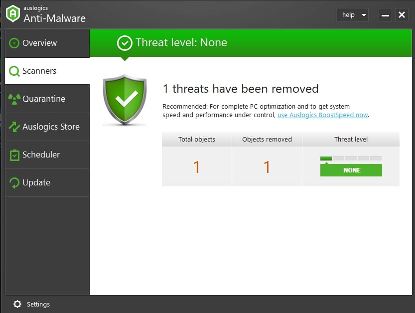 It is important to keep malware out.