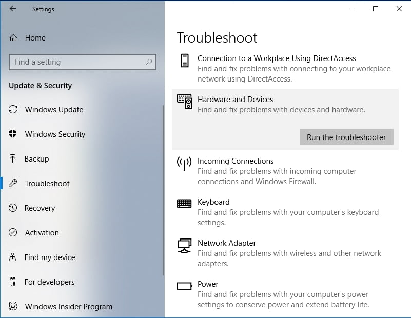 How to fix SD card not detected after Windows 10 restart?