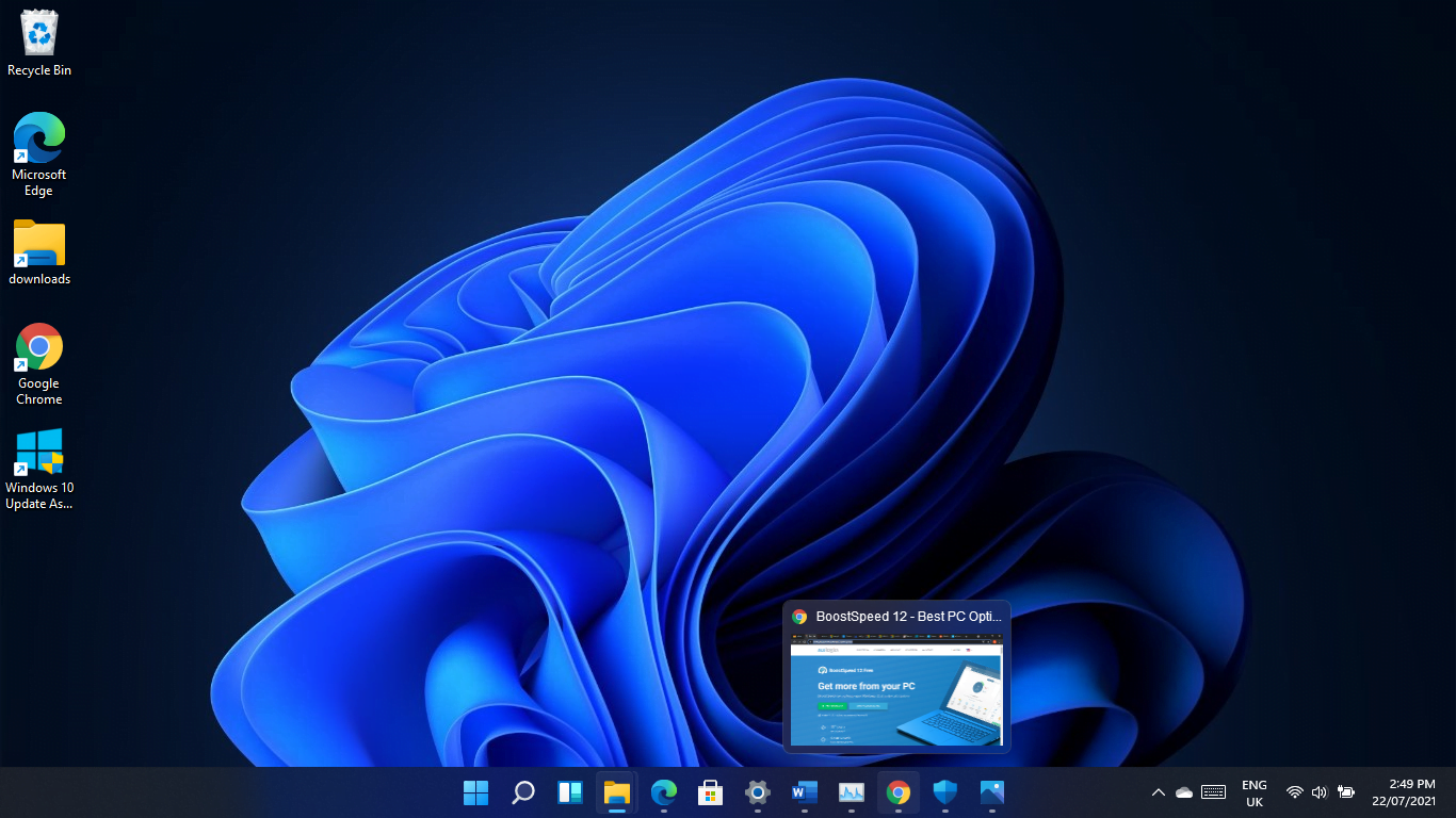 Rounded corners if Windows 11