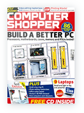Computer Shopper (April'09, p.160)