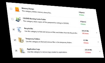 Full Auslogics Windows Slimmer screenshot