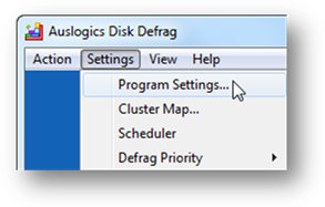 how do you defrag your computer