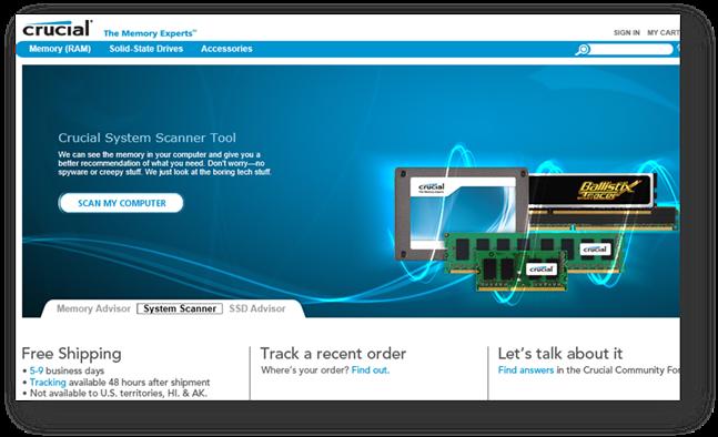 computer ram upgrade