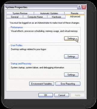 optimization windows