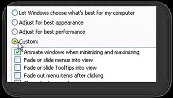 optimize windows services