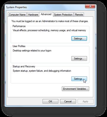 windows performance tips